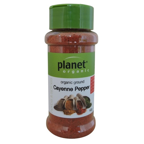 Cayenne Pepper 40g