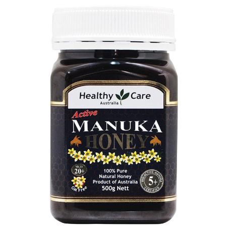 【オーストラリア産の蜂蜜】マヌカ・ハニー 500g