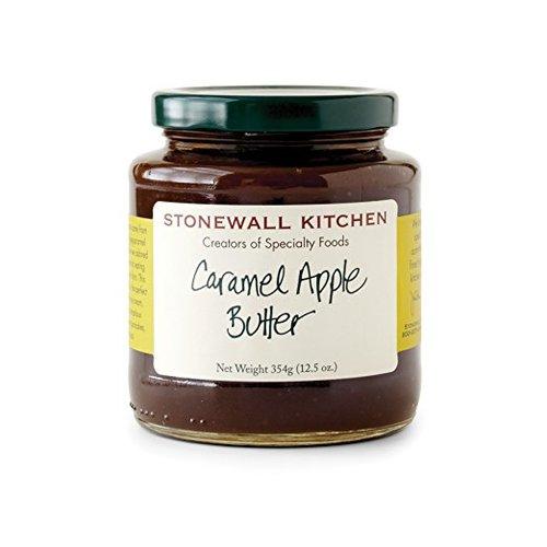 ストーンウォールキッチン キャラメルアップルバター(Stonewall Kitchen Butter, Caramel Apple)