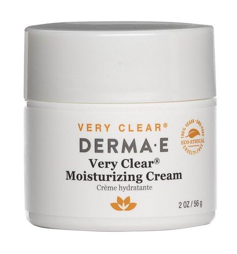 ダーマE ベリークリア モイスチャライジングクリーム (Derma E Very ClearR Moisturizing Cream)