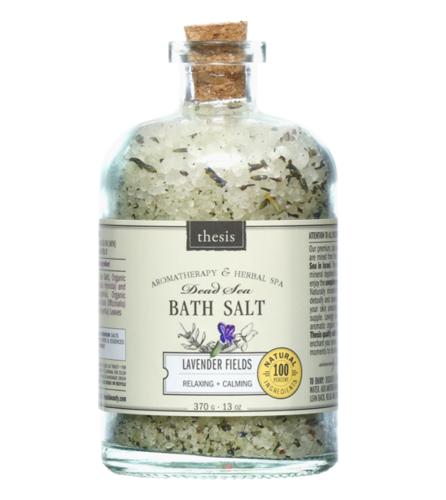 シーシス バスソルト ラベンダーフィールド (Thesis Dead Sea Bath Salt Lavender Fields)