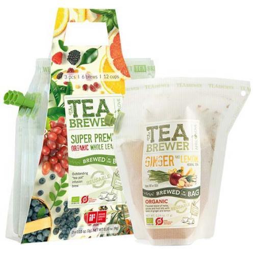 <TEA BREWER>ジンジャー&レモン3個パック