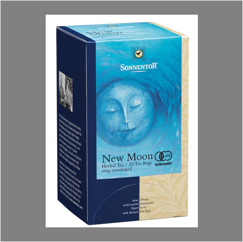 新月のお茶(New Moon)