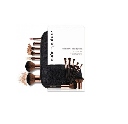 Nudn by nature Professional Brush Set ヌードバイネイチャー ブラシセット