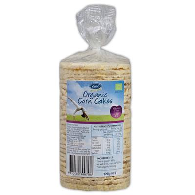 Eskal Bio Organic ビオ オーガニック コーンケーキ