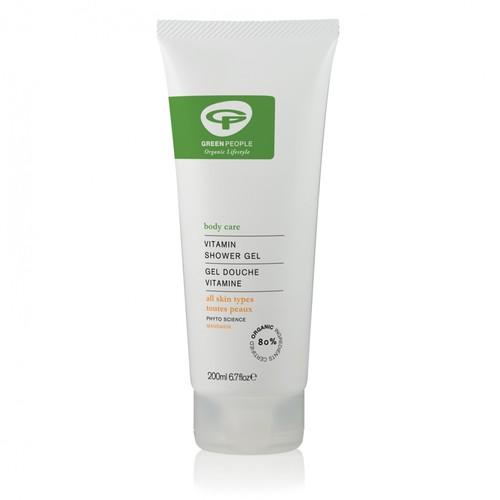グリーンピープル ビタミンシャワージェル (Green People Vitamin Shower Gel)