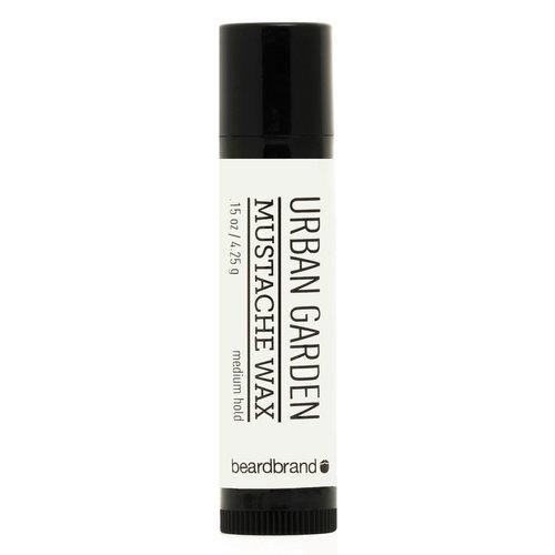 ビアードブランド アーバンガーデン 口髭用ワックスx3 (Urban Garden Mustache Wax)