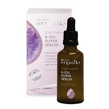 死海睡眠用ラベンダーオイル Organiks Sleep Therapy Lavender Oil