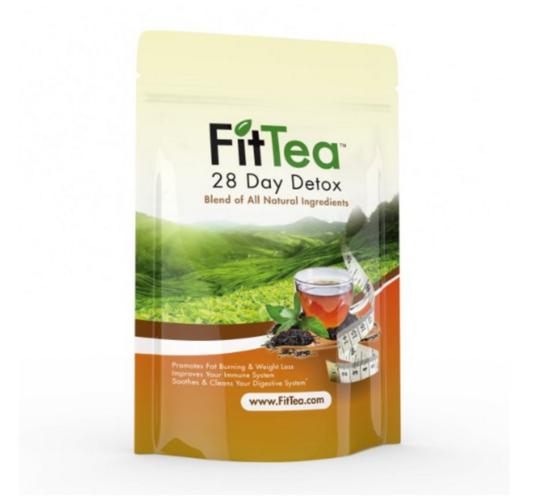 ダイエット フィットティー 28日間 デトックス Fit Tea