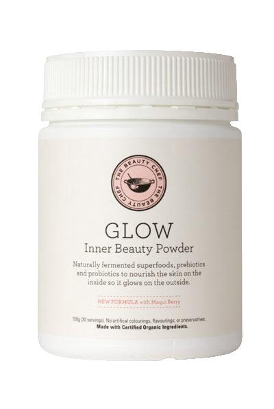 自然発酵美容スムージーパウダー GLOW INNER BEAUTY POWDER