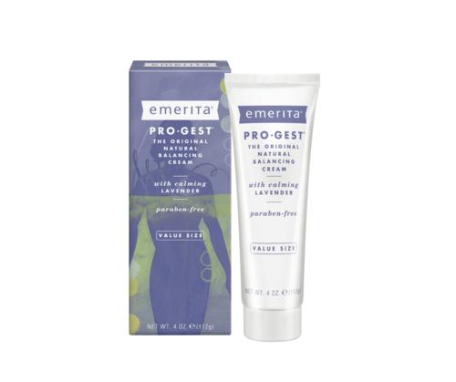 エメリタ 更年期緩和プロゲステロンクリーム ラベンダー(Emerita Pro-Gest Cream with Lavender)