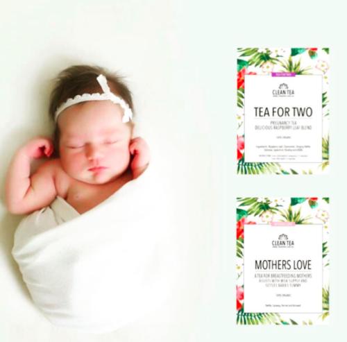 《妊娠・授乳中》オーガニックティー(30gx2袋)+ インフューザーセット