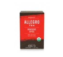 アレグロ ハイビスカススパイス ティー (Allegro HIBISCUS SPICE)