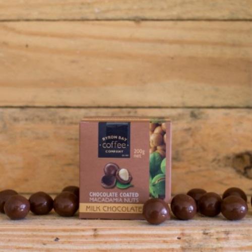 マカダミアチョコレート(ミルクチョコ)