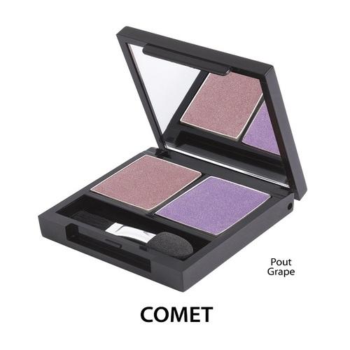 オーガニックフローラ アイシャド2色パレット 全8種類~(Comet)
