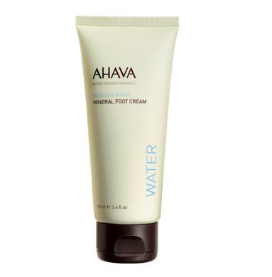 アバヴァ ミネラルフットクリーム (AHAVA Mineral Foot Cream)