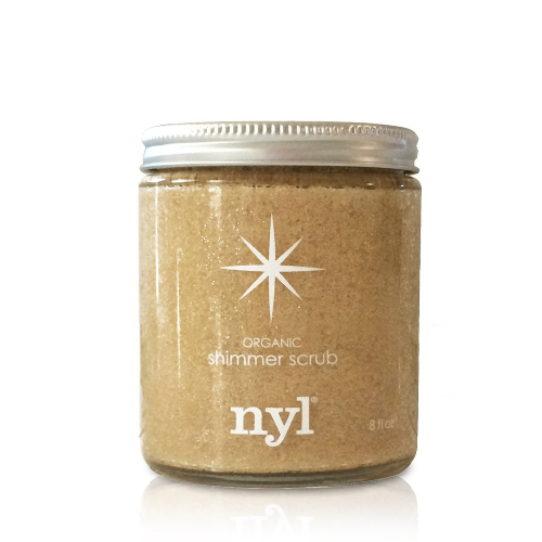 nyl オーガニックシマ―スクラブ / nyl Shimmer Scrub, Organic