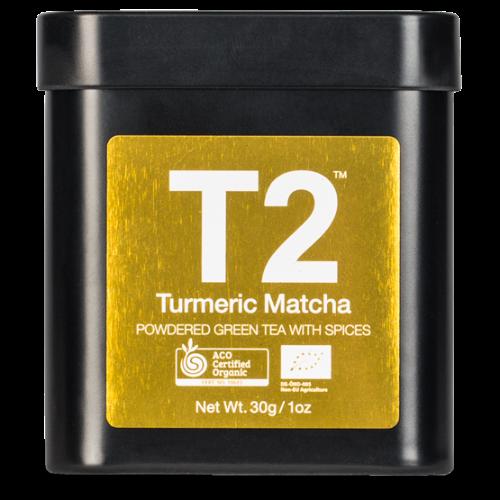 《オーガニック》【T2】ターメリック・抹茶 30g