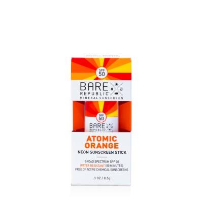 ミネラルSPF50ネオンサンスクリーンスティック*オレンジ/MineralSPF50 Neon Sunscreen Stick*Orange