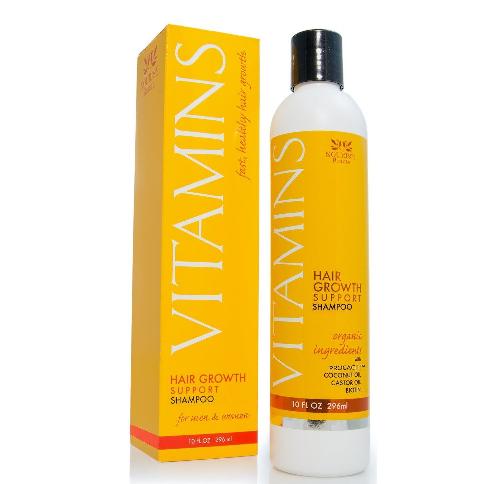 Nourish Beaute Vitamins Hair Growth Support Shampooビタミン育毛シャンプー