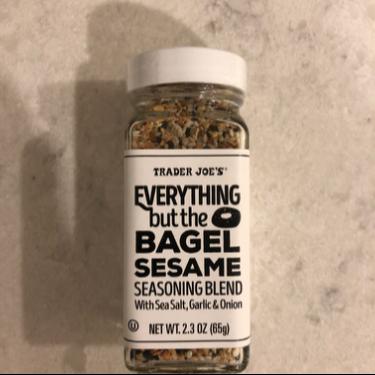 エブリシング バット ザ ベーグル セサミ EVERYTHING but the BAGEL SESAMI 2個セット