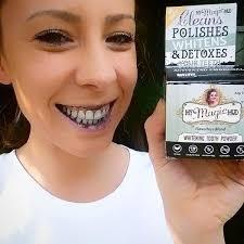 歯のホワイトニング&口臭ケアに ナチュラル成分でできた歯磨きパウダー