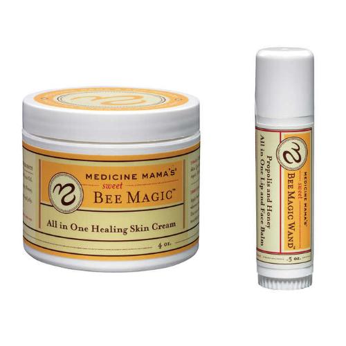Medicine Mama's Sweet Bee Magic All in One Healing Skin Cream 4oz and