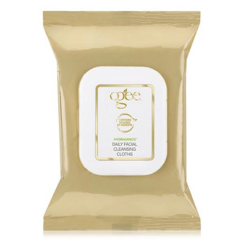 オジー デイリーフェイシャルクレンジングクロス / Ogee Daily Facial Cleansing Cloths