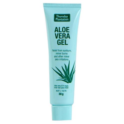 Thursday Plantation Aloe Vera Gel アロエベラ 30g